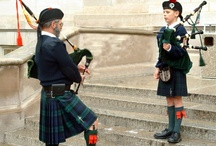 Bagpipes / Bagpipes, pipers, bagpiping / by Betmatrho Doll Maker & More