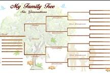 Genealogy / by Betmatrho Doll Maker & More