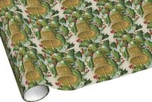 Wrapping Paper / by AlleyCatshirts Zazzle