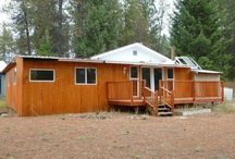 Coot northern Idaho Cabin Project Ideas / Ideas for cabin renovation / by Ole Coot And 2 Black Labs