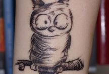 Quotes,tattoos, and things that make me giggle / by Emily Gruber