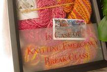 Yarn & Knitting / by Terri Roberts