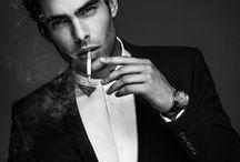 menswear . / i admire stylish men. a peek into cool menswear wardrobe. / by fhenny zheng