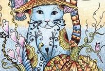 Zentangle & Doodles / by Lisa Fowler