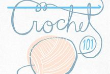 Make: Crochet & Yarn / For the love of crochet! I've been getting hooked again, here is the place to keep all the crocheted and yarn ideas. / by Jaime Hamilton