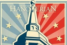 The Hanoverian  / by Hanover College