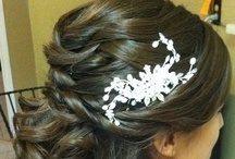 Wedding Hairstyles / by WeddingPhotoUSA