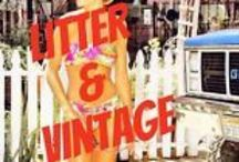 LITTER & VINTAGE  / THESE ITEMS ON SALE NOW!  / by Litter & Vintage