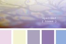 Color Palette / by Dawn Archer