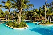 Punta Cana / A collection of some of our favorite Punta Cana resorts and images.  Click on an image to learn more about the destination or call us at 1-888-700-TRIP. / by Traveline Travel