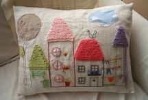 I'm SEW Into you..Quilting too!! / Sewing, quilting, embroidery, fiber art, crazy-quilting, anything using a needle and thread  / by Lisa Siler