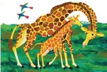 Giraffe / by Kristin Mork McNulty