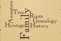 genealogy / by Sandy Stultz James Patrick
