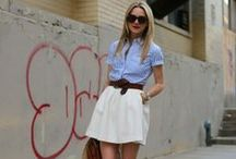 spring/summer style inspiration / wherein I attempt to dress myself (for spring & summer) / by Caroline G.