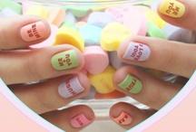 Finger Nails / by JoAnne Dutcher