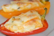 Stuffed Peppers...Yum! / by Lisa Siler