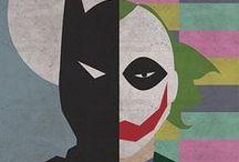 Joker > Batman / by Casey Rumpelstiltskin