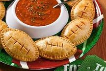 Football Party Food / Check out all these awesome ideas to incorporate football into your favorite game day food!  / by GigMasters.com