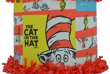 Cat in the Hat/Dr. Suess party / by World of Pinatas