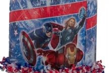 Superhero party / by World of Pinatas