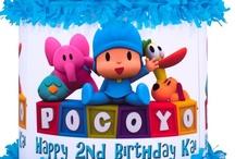 Pocoyo party / by World of Pinatas