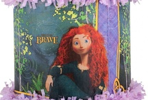 Brave party / by World of Pinatas