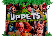 The Muppets party / by World of Pinatas