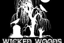 Wicked Woods Cemetery / Yard Haunt Blog for all things Halloween. / by wicKED Meade