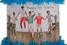 One Direction party / by World of Pinatas