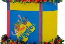 The Wiggles party / by World of Pinatas