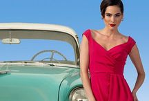 Sew a Rockabilly Wardrobe / Patterns & Fabric with a Rockabilly vibe / by Jenna Schihl