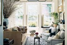 Family style / Family Homes | Kid-Friendly Rooms | Traditional Spaces / by Audrey Dyer
