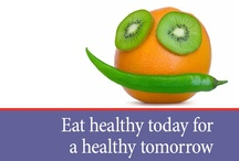 Eat Your Way Healthy / Eating the right foods and maintaining a healthy weight can help reduce your risk of cancer and other diseases. / by MD Anderson Cancer Center