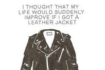 jackets / by Ann Mitchell