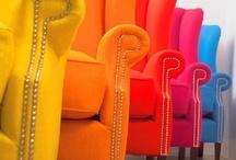 Colorful Decor / by PANTONE COLOR