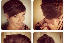 Hairdos / All types of hairstyles for all types of hair / by Raquel Lopez