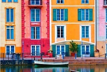 Colorful Travel / by PANTONE COLOR