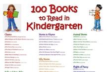 Books for Kdg / by Roshelle Studdard Wentz