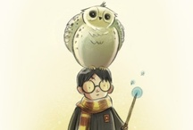 harry potter / by Ann Mitchell