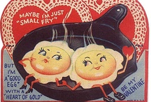 Vintage Valentines / I collect antique valentines.  I wish I had all of these. / by Chriseda Howard