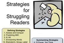 Teaching: Reading / Resources for teaching reading; strategies can be adapted for all grade- and ability-levels / by Ashley Crocker