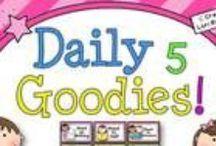 Daily 5 / by Roshelle Studdard Wentz