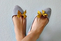 yellow and grey obsession / by V and Co.