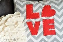 Valentines Day AND St Patrick's Day crafts and family ideas / Valentines Day and Saint Patrick's Day are so close together, I like to have both holidays on my radar at the same time. Pinning ideas for decor, crafts and family fun. / by Small Things are Big Things