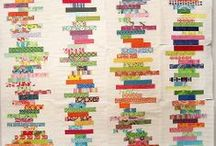 Sewing: Quilts / There is nothing cozier than a soft quilt or blanket. I want to quilt lots. I like simple patterns. Also including crochet patterns and ideas. / by Small Things are Big Things