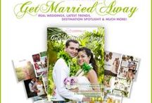 Get Married Away Summer 2014 / Explore, adore and get inspired by our Summer issue of Get Married Away. / by DestinationWeddings.com