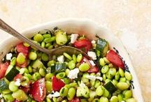 What's for Dinner--Salads / Great salad recipes for all year long! / by Lara  {Overstuffed}