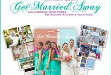 Get Married Away Fall 2014 / Explore, adore and get inspired by our Fall issue of Get Married Away. / by DestinationWeddings.com