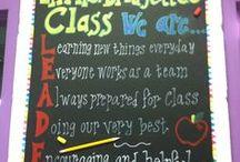 classroom / by Karen Williams
