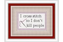 Cross-Stitch / by Jennifer Bailey